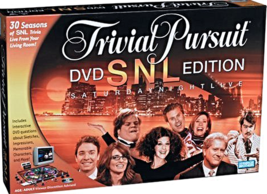 Trivial Pursuit: SNL (Saturday Night Live) DVD Edition Game [Brand New] - $39.99