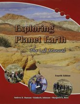 Exploring Planet Earth: The Lab Manual [Loose Leaf] [2008] Brand New  - $52.25