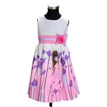 Cinda Nuovo Ragazze Estate Party Floreale si veste di rosa,Lilla,Blu 5-1... - $13.36+