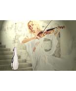 TONARELI Fiberglass Violin 4/4 Hard Case PEARL GRAPHITE VNF1016 Limited ... - $259.00