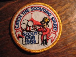 BSA 1983 Jacket Patch - Vintage San Diego California USA Boy Scouts Cub Scouts - $19.79