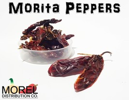 DRIED MORITA CHILI PEPPERS (CHIPOTLE) // WEIGHTS: 4 OZ, 8 OZ, 12 OZ, & 1... - €5,20 EUR+