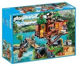 Playmobil 5557 Adventure Tree House Playset  - $95.64