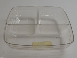 Longaberger 3 Way 8 x 8 Serving Solutions Basket Protector Accessory Pla... - $11.99