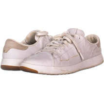 Cole Haan 261 Lace Up Low Top Sneakers 258, White, 9 US - $32.63