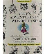 Alice's Adventures in Wonderland [Vinyl Bound] Alec Wilder; Cyril Richar... - $175.08