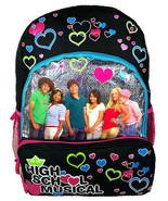 HIGH SCHOOL MUSICAL backpack - $5.99