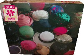 """500 Piece Puzzle """"Hats"""" [Brand New] - $24.49"""