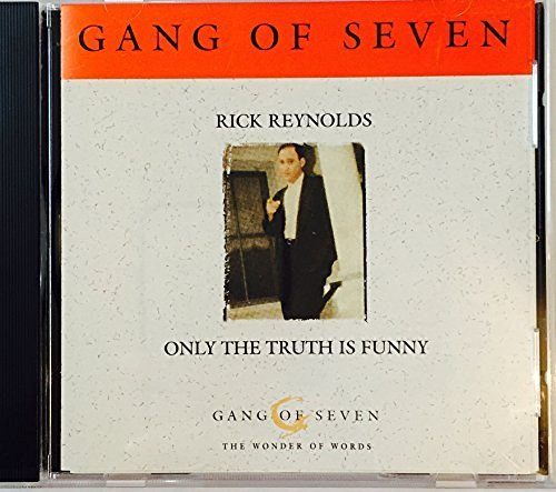 Primary image for Only the Truth Is Funny [Audio CD] Reynolds, Rick