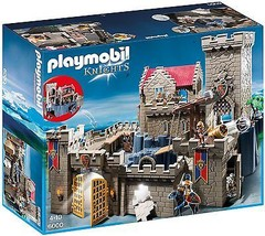 Playmobil 6000 Royal Lion Knight's Castle Building Set - $300.98