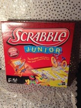 New Scrabble Junior By Hasbro Board Game Sealed Valentine Party - $14.90