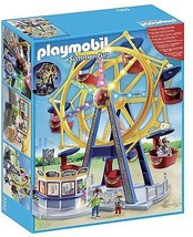 Playmobil 5552 Ferris Wheel with Lights Buildin... - $117.71