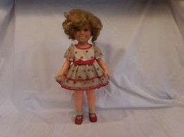 """SHIRLEY TEMPLE Doll 16"""" In 1972 Ideal Vinyl Original Stand up and Cheer ... - $29.62"""