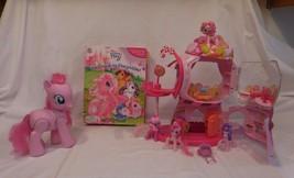 My Little Pony Sweet Belle's Gumball Toy House Plays Music + Pony's Book... - $22.96