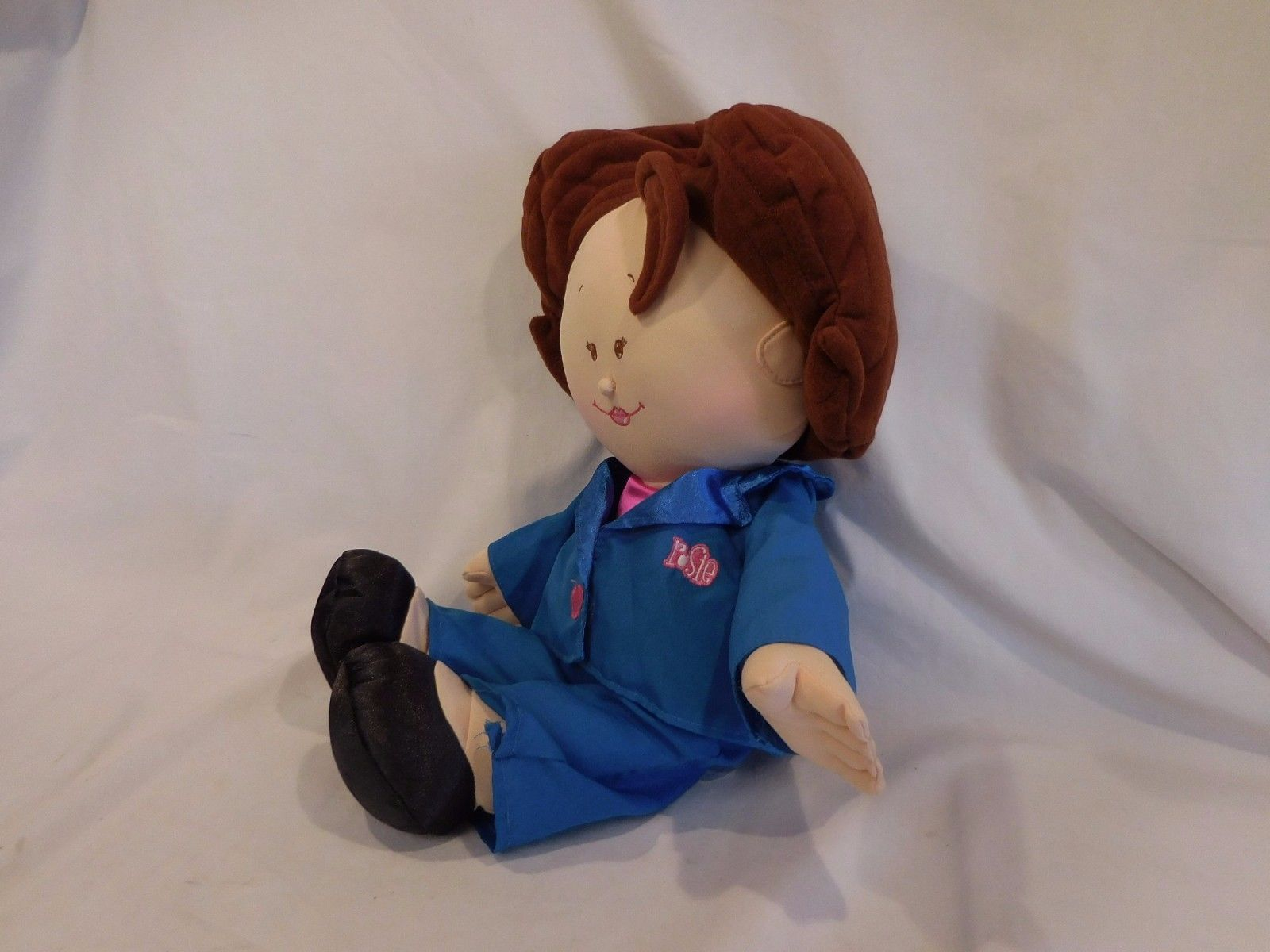 Rosie O Donnell O Doll Talking Plush Soft Toy Tyco 1997 Comedian Actress TV Show image 6