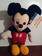 Vintage 14 inch plush Red Pants Mickey Mouse playskool - $14.95