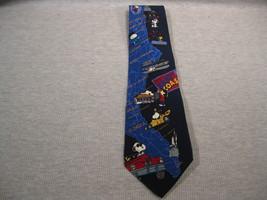 Peanuts Necktie Snoopy Touring East Coast United States of America Maine Florida - $9.99