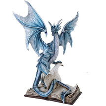 Dragon Spell home decor figure sculpture statue - $115.00