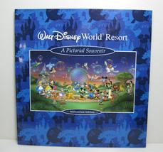 2000 Walt Disney world Pictorial Souvenir Paperback book OOP - $42.08