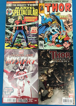 THOR lot of (8) issues as shown (1975-2014) Marvel Comics FINE - $9.89