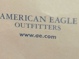 American Eagle Outfitters 7466 AE Everyday Tote Magnetic Closure Color Gray image 4