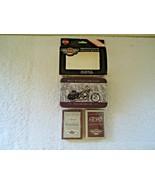 """Vtg """" NOS """" Harley Davidson 95th Ann. Limited Edition 2 Deck Card Set  I... - $19.99"""