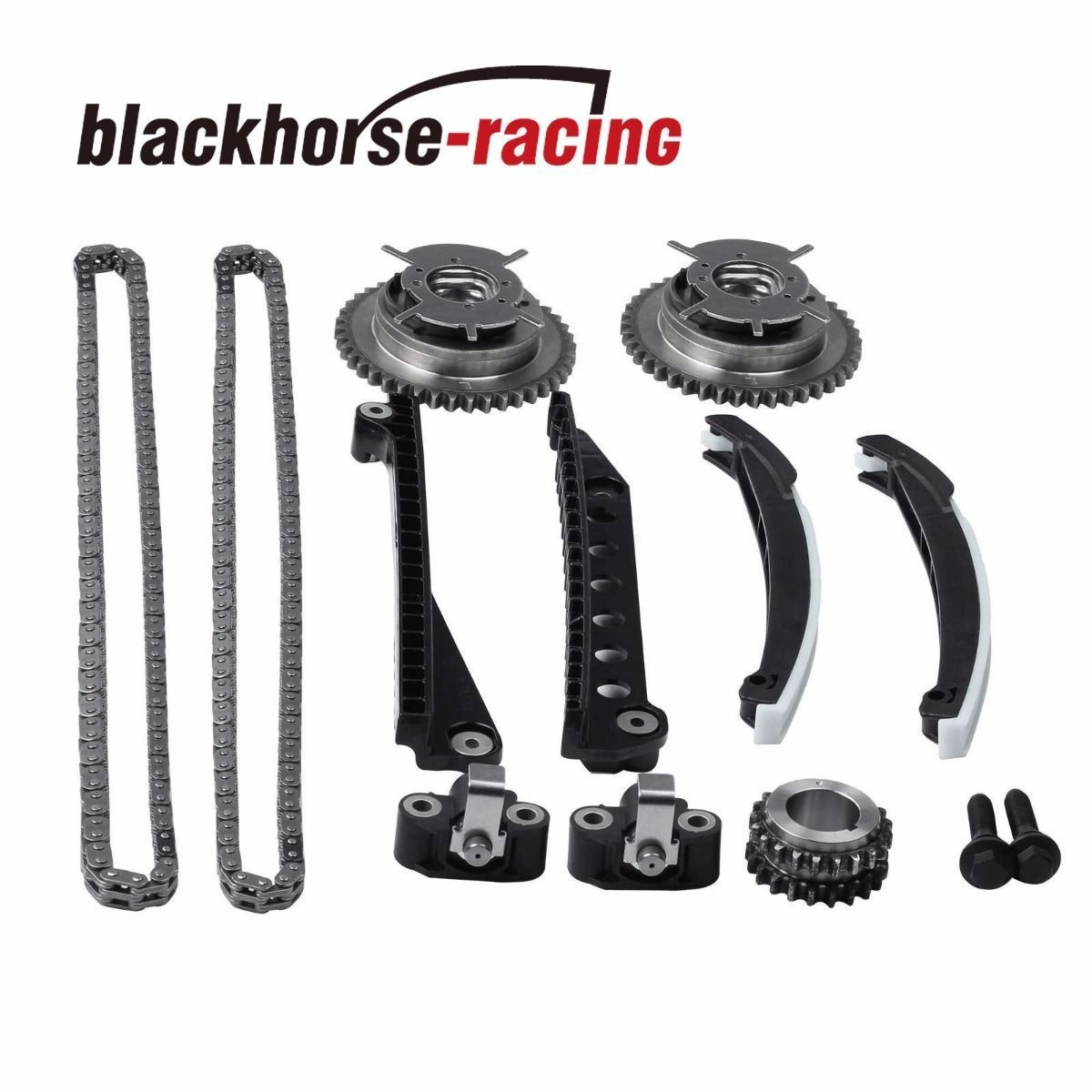 2004 Ford Ranger Regular Cab Camshaft: Timing Chain Oil&Water Pump+Cam Phasers Ford F150 Lincoln
