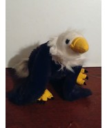2005 12 inch American bald eagle Wild Republic - $12.00
