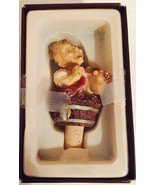 """Cork Wine Bottle Stopper The Guardian of the Grapes """"Lady"""" Vintage 1998 - $37.63"""