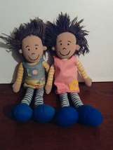 Manhattan toy company plush dolls 1999 - $10.00