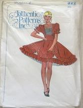 Authentic Patterns Inc. # 322  Misses' Square D... - $14.99