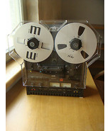 NEW Grey Dust Cover with Reel Extensions for Otari Tape Recorder MX Series - $187.11