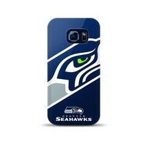 Mizco Sports Case Samsung Galaxy S6 Edge Licensed TPU NFL Seattle Seahaw... - $13.99