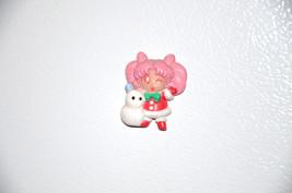 Chibimoon Chibiusa Rini Christmas magnet Sailor Moon Japanese Bandai Japan XMas - $10.88