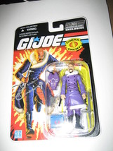 2015 GI Joe JoeCon Club Exclusive Carded Dr Mindbender  SIGNED by Brian ... - $69.95