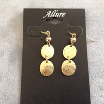 New Allure Earrings Drop Pendant Basic Circles