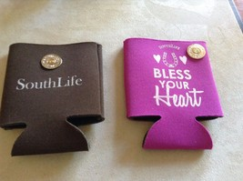 New Southlife Coozies Two 2 Piece Set Remington Southlife Bless Your Heart