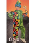 Rubie's Halloween Sensation CLOWN Halloween Costume - Boy's Size Small (... - $7.94