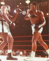 Muhammad Ali Vs  Sonny Liston 8 X10 Photo Boxing Picture Color - $3.95