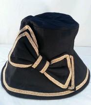 Scala Collezione Black Bucket Hat - ₨1,367.86 INR