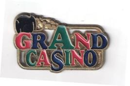 Grand Casino Metal Multi-Color Magnet Souvenir  - $4.99
