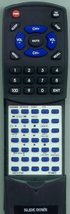 Replacement Remote Control for TECHNICS SECH515D, SCCH515, SCCH717, RAKC... - $27.55