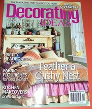 Country Sampler Decorating Ideas Back Issues Ma... - $7.99