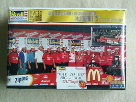 FACTORY SEALED Revell Nationals Holder McDonald's Top Fuel Dragster #85-... - $34.64