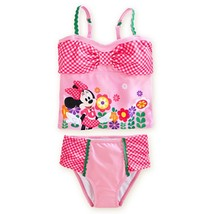 Disney Minnie Mouse Trikini Swimsuit for Girls Size 2 and Size 3 - $24.99