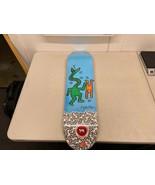 Keith Haring X Alien Workshop - Dylan Rieder Skate Deck - $499.88