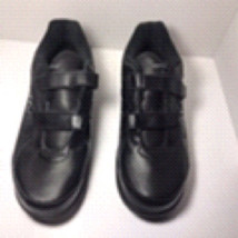 New Balance 577 Black Walking Shoes Size 12 MW577VK - $48.50