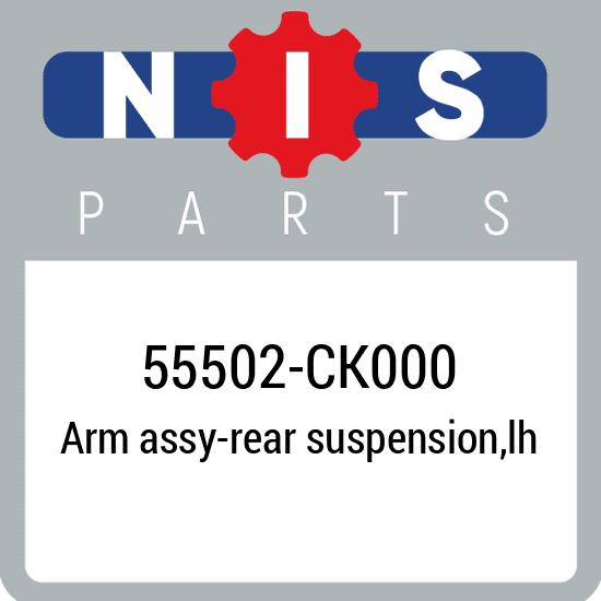Genuine Nissan Upper Control Arm 55501-1JA0A