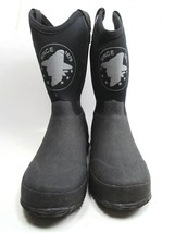 """Lady Justin Roper 11"""" Barn Boots Rubber Bottom Womens Size 7 Shoes - $28.71"""