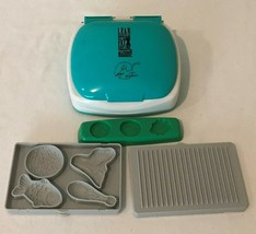 Play Doh George Foreman Grill Set Lean Mean Fat Grilling Machine Sizzlin... - $24.99